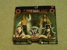 WWE JEFF HARDY VS THE UNDERTAKER 2009 FIGURE SERIES 37 ADRENALINE BRAND NEW NIP!