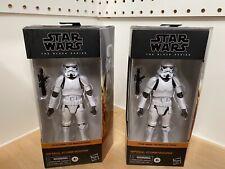 Star Wars Black Series The Mandalorian Imperial Stormtrooper two figure lot NEW