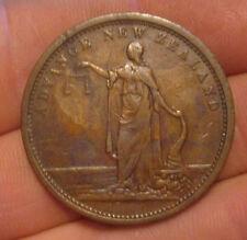New listing New Zealand - 1865-68 Merrington Penny Token
