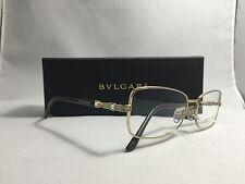 NEW 100% Authentic Special Edition Bvlgari 2142-B Eyeglasses