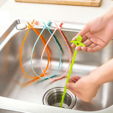 Kitchen Sink Drain Cleaner Tool Bathroom Toliet Removal Clog Hair Dredge Tool EP
