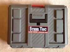 REMCO Steel Tec (Steel-Tec) (Steel Tech) Construction Erector Set Storage Case