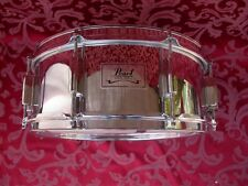 "PEARL FORUM SERIES 14"" STEEL SHELL SNARE DRUM"