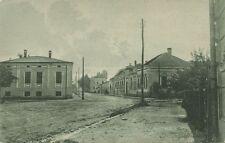 serbia, NISCH NIŠ, Hofgasse, Street Scene (1910s)