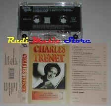 MC CHARLES TRENET Les plus grands success italy REPLAY RMKC2175 cd lp vhs dvd