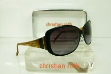 Originale Sonnenbrille CHRISTIAN ROTH Titan CR 14287 BK