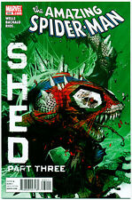 AMAZING SPIDER-MAN #632 - SHED - Marvel - NM Comic Book