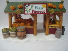 "Department 56 ""FARM PRODUCE"""