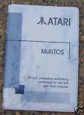 MULTI TOS for Atari ST/Falcon/TT/Mega/STE NEW DS Disk