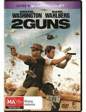 2 Guns Region 4 DVD Very Good Condition