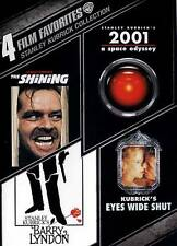 Stanley Kubrick Collection Shining 2001 Barry Lyndon Eyes Wide Shut Four Dvd