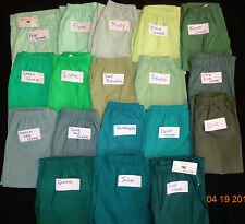 New Scrubeez Women's Easy Fit Pull on Pants Scrubs Medical Uniform Sz XS Regular