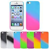 Für iPhone 5S 5 SE Bumper Schutzhülle Case Cover Schale Smartphone Displayfolie