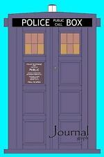 Journal Graph Police Box: Journal : Graph by M. Clemons (2015, Paperback)