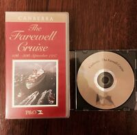 P&O SS Canberra - The Farewell Cruise DVD