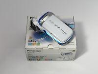PANASONIC HX-WA20 CAMCORDER BOXED WATERPROOF HD SDXC / SD CARD HIGH DEFINITION