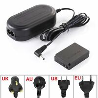 AC Power Adapter CHarger  for ACK-E12 + DR-E12 Coupler Canon EOS M M100 M50