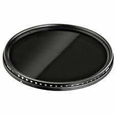 58mm ND Variable Filter Neutral Density ND2-ND400 UKFilters