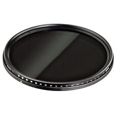 62mm ND Variable Filter Neutral Density ND2-ND400 UKFilters