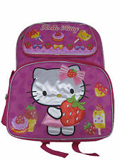 """A03045 Hello Kitty Large Backpack 16"""" x 12"""""""
