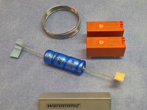 Buderus Modul M006 Reparaturset / Reparatursatz - Neuteile - Schrack Relais