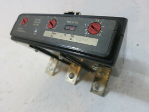 Cutler Hammer KT3350T 350 Amp Thermal Magnetic Trip Unit 350A Westinghouse Eaton