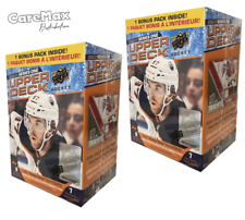 2020-21 Upper Deck Series 1 Hockey Blaster Box (2 box lot!!!)