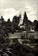 Zeven Niedersachsen alte s/w Postkarte um 1960/65 ungelaufen St. Viti-Kirche