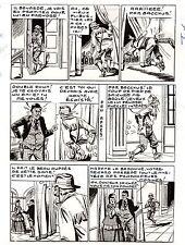 MIKI LE RANGER (RODEO 74  LUG )  PLANCHE  MONTAGE  HORRIBLE SACRIFICE PAGE  33