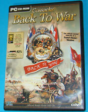 Cossacks: Back To War - PC