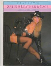 1993 Playboy's Satin Leather & Lace A Special Edition Supplement To Playboy