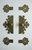Vintage Furniture Door / Cabinet Knobs and Ornaments, Arch Salvage Asia / Orient