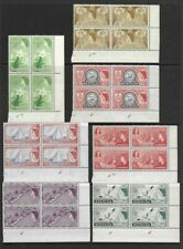 Lot of Mint (MNH) Stamps from Bermuda . . . . . . 3 pages