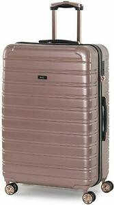Rock Chicago  Hard Shell 78cm Spinner Case  TR-0197- Rose Pink colour Large size