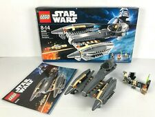 LEGO Star Wars 8095 General Grievous' Starfighter complet + instr. + box 2010