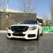 Car Model for Almost Real Brabus 900 Maybach S-Class 1:18 (White) + SMALL GIFT