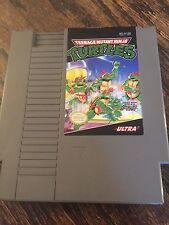 Teenage Mutant Ninja Turtles Original Nintendo NES Cart Works Good NE2
