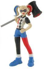 DC Comics Super Hero Girls mini figurine Harley Quinn 8,5cm Comansi figure 99114