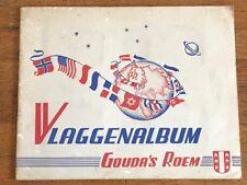 Album figurine BANDIERE 1929 COMPLETO drapeaux timbres poste flag us
