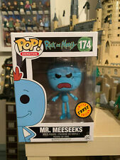 Mr Meeseeks Rick And Morty Chase Funko Pop #174