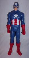 "Marvel Comics 2013 Captain America Action Figure 12"" Toy"