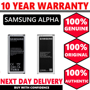 100% New Genuine Original Samsung Battery for Samsung Galaxy Alpha SM-G850F UK