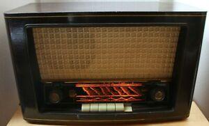 """Röhrenradio: SABA """"Villingen W III"""""""
