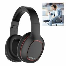 Ausdom M09 Bluetooth Headphone Wireless Foldable Stereo Headset Support TF Card