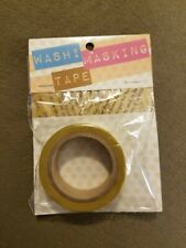 Newspaper Journal washi tape .625 inches x 26.25 ft. by Darice