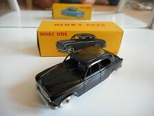 Atlas Dinky Toys Peugeot 403 Berline in Black in Box