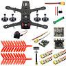 JMT 250 DIY FPV Quadcopter Camera Drone Kit 700TVL Camera
