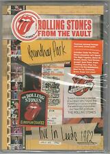 THE ROLLING STONES FROM THE VAULT LIVE IN LEEDS 1982 SEALED DVD NEW