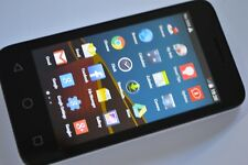Vodafone Smart First 6 Black Smartphone Android (VODAFONE ONLY)