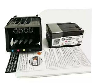 HP 952 Print Head W/ Set Up Cartridges Brand New 100% Retail Box 8710 8720 7740